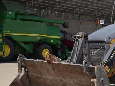 Sprzęt rolniczy 2